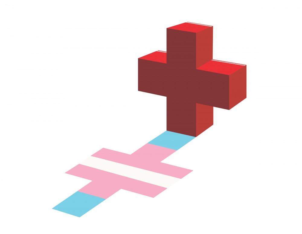 Study finds discrepancies in gender minority health care