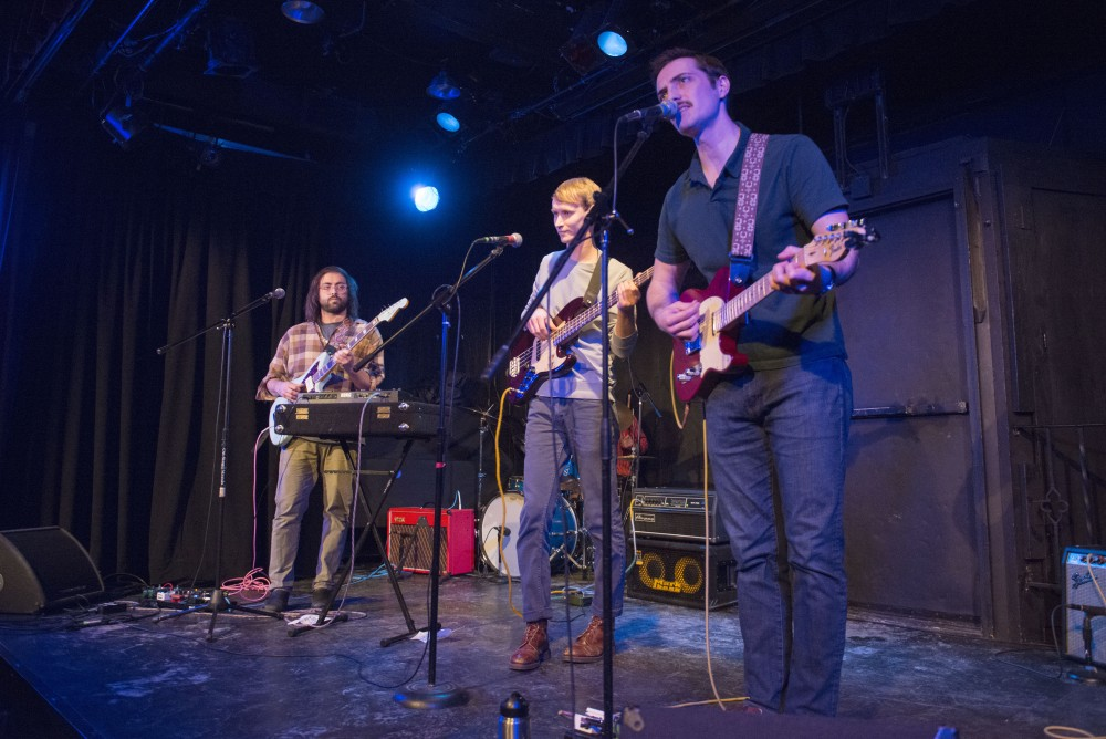 Fragile Canyons performs on Saturday, Feb. 16 at Bryant-Lake Bowl and Theater in Minneapolis.