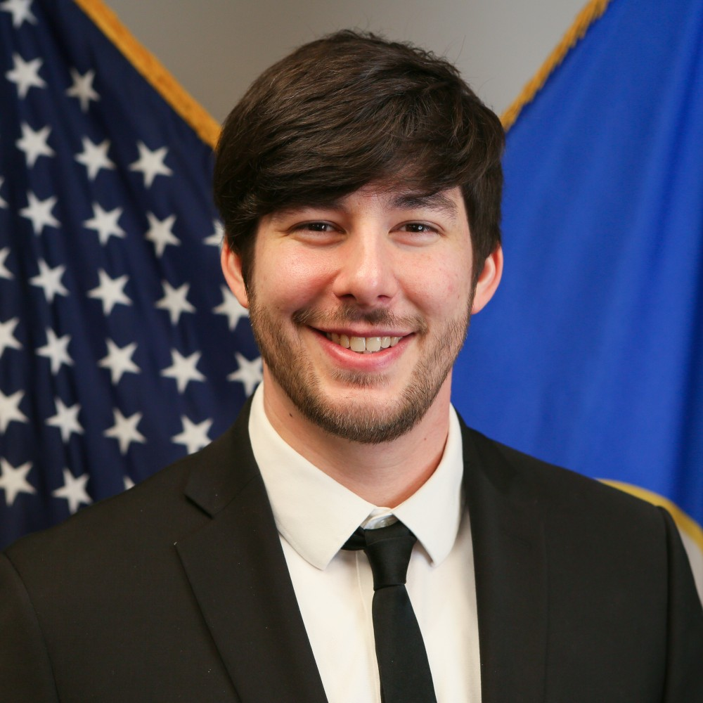 Professional Student Government President-elect Josh Clancy.