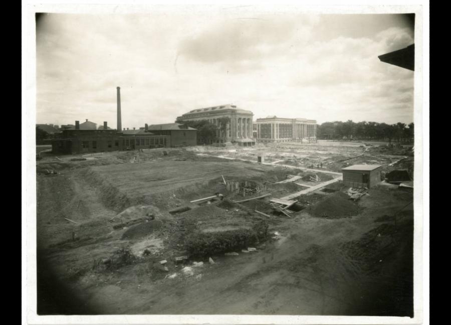 Cyrus Northrop Memorial Auditorium. 1928