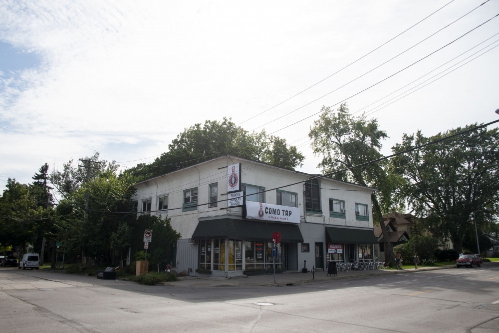 Como Tap as seen on Monday, Sept. 16, 2019. The new business replaces Sporty's Pub and Grill.