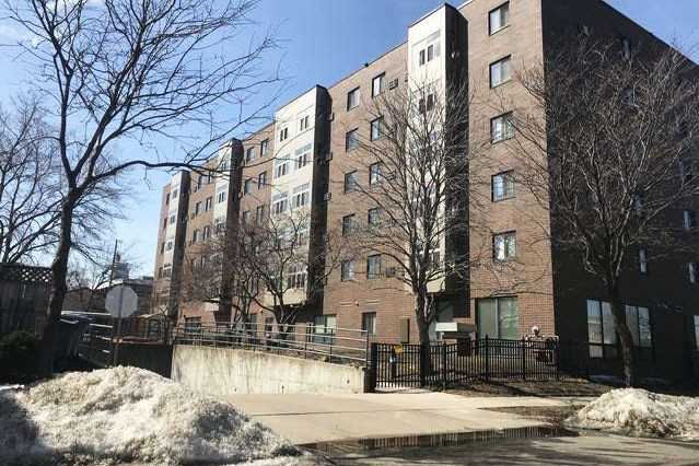 <p>Holmes Greenway Housing located at 114 Fifth Street SE. Courtesy of Vitus. </p>