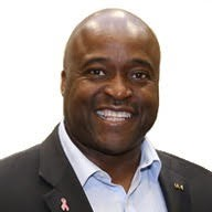 Gregory Washington is the second of four candidates for the executive vice president and provost position