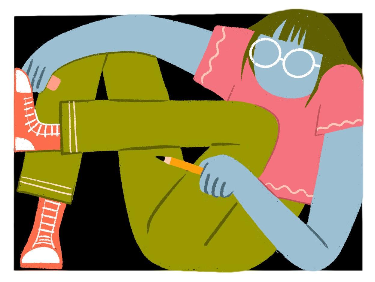 Illustration by Sarah Mai