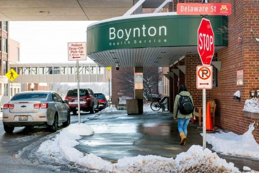 Boynton Health as seen on Friday, Feb. 23, 2018.
