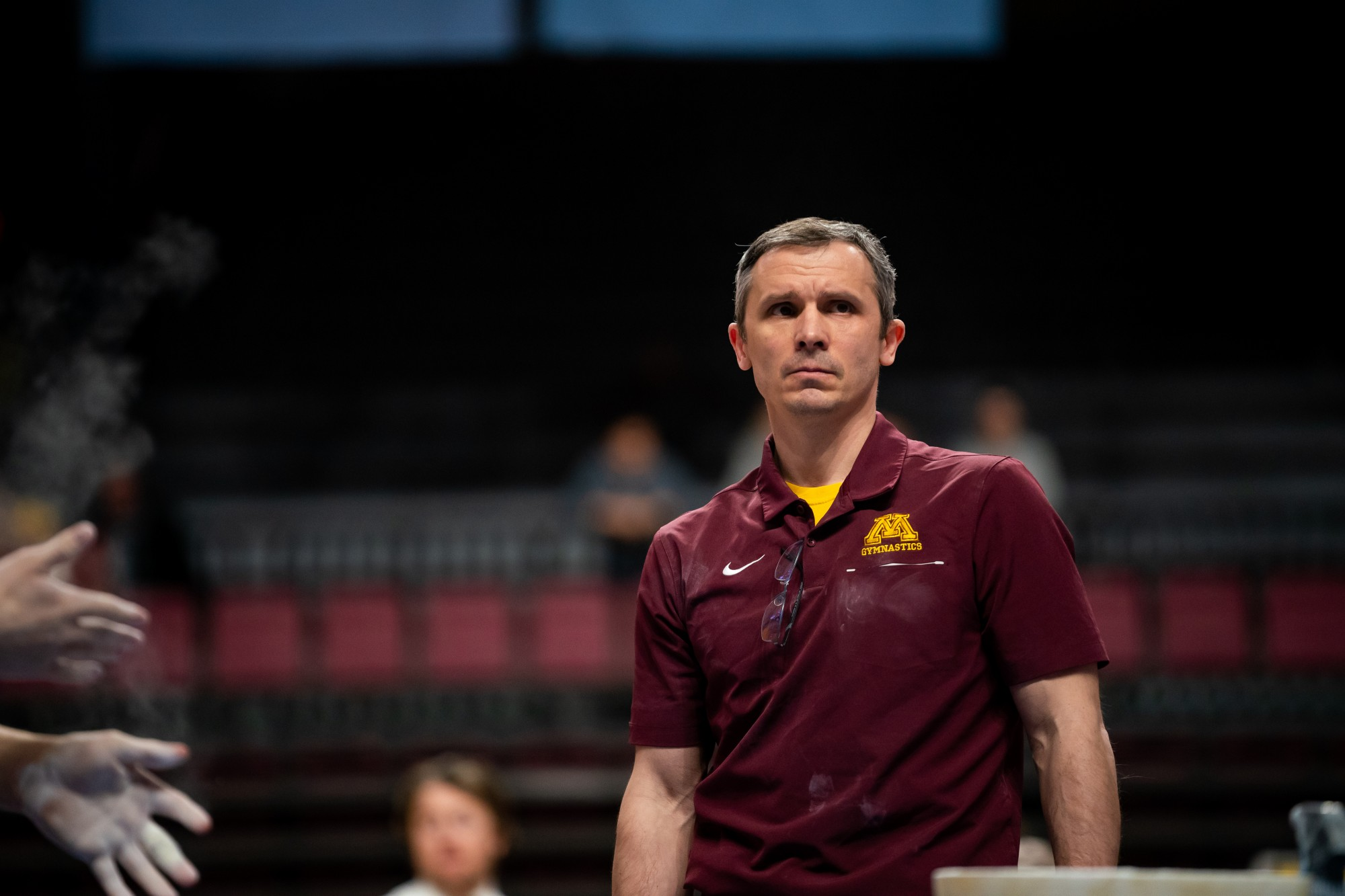 Courtesy of University of Minnesota Athletics.