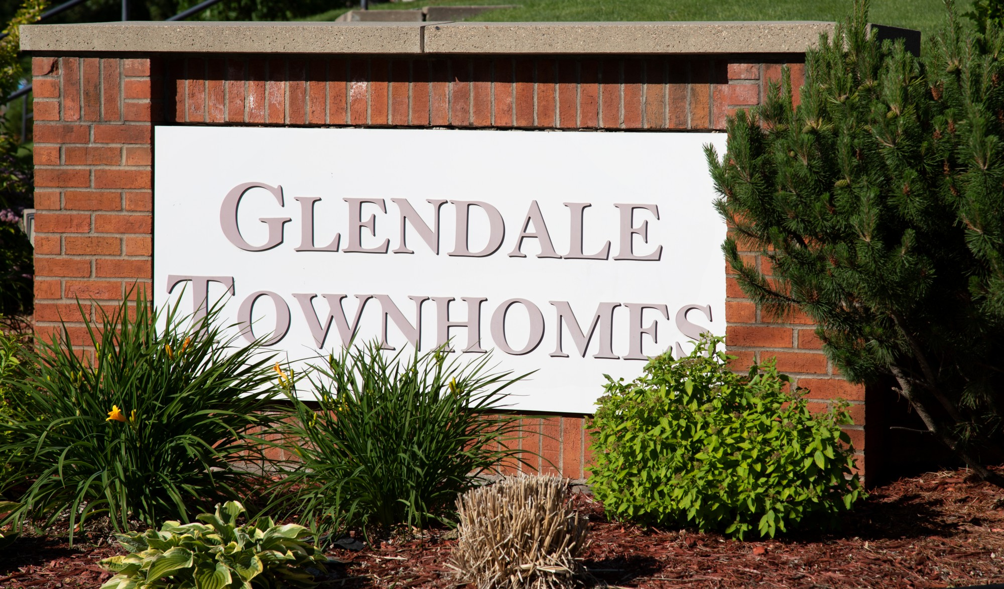 Glendale Townhomes, one site where mutual aid funding is being given on Monday, June 8.