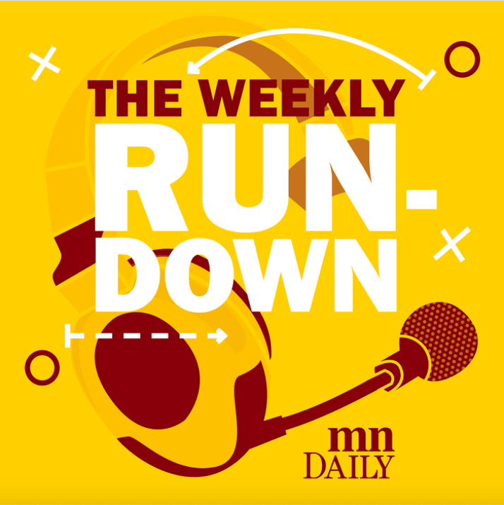 Episode 38: Gophers volleyball looks to make another NCAA tournament run