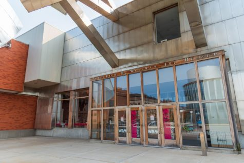 The Weisman Art Museum stands empty on Sunday, Sept. 20, as the staff prepare for their reopening on Thursday, Oct. 1.