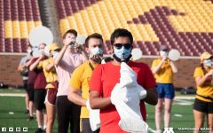 Photo Courtesy of the University of Minnesota Marching Band