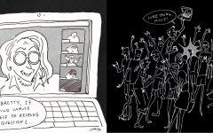 Editorial Cartoon: October 11, 2020