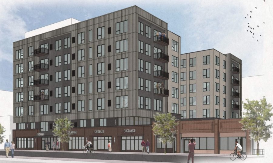 Rendering+of+a+proposed+seven-story+development+in+Dinkytown+on+1309-1315+4th+St.+SE.