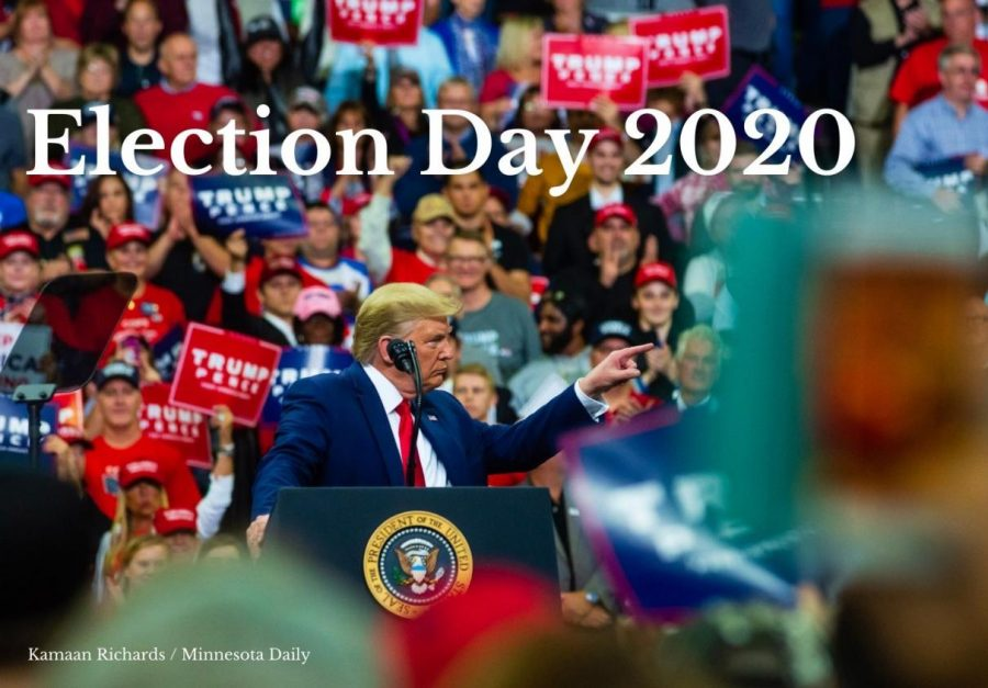 Election Day 2020: A Gallery