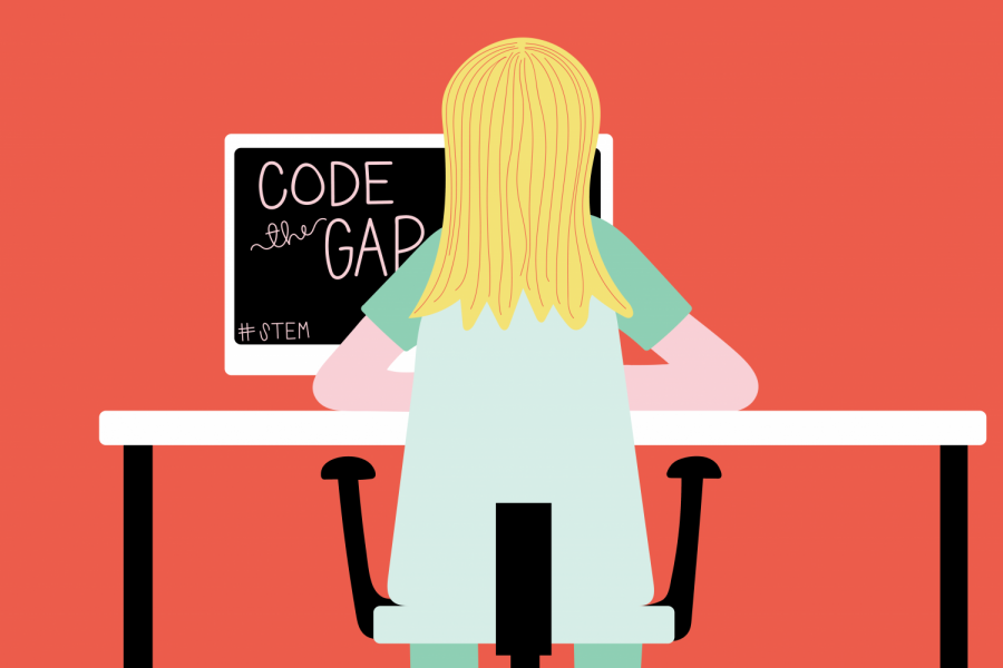 Code+the+Gap+strives+to+diversify+STEM+fields