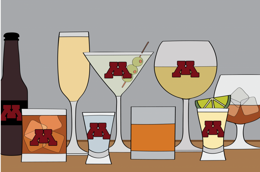 Regents consider allowing UMN logo on alcohol products