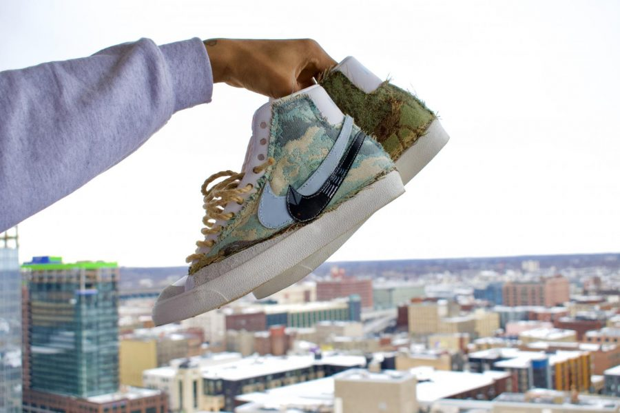 Antz Creations' new shoe,