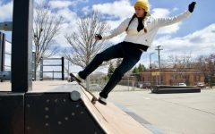 Skater Jenny Johnson