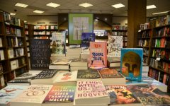 Books that have gained popularity on TikTok are on display at Barnes & Noble near Uptown on Friday, April 16. The store manager said TikTok has increased sales in the store.