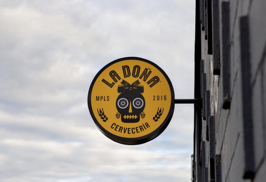 La Doña Cervecería, a latin-influenced craft brewery located on Freemont Ave North, is a short nine minute drive from the University of Minnesota campus.