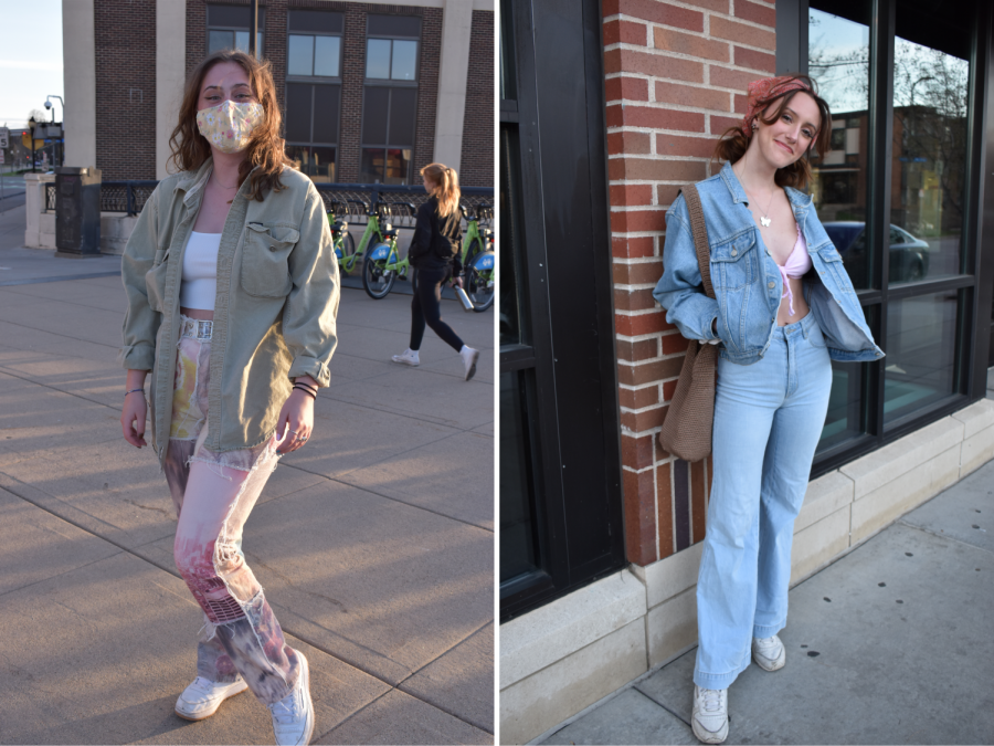 Street Style: Students stunt in spring looks