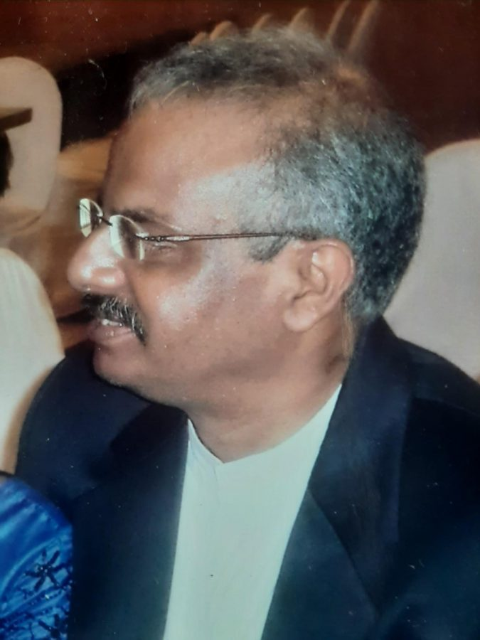 English professor and diversity advocate Qadri Ismail dies at 59