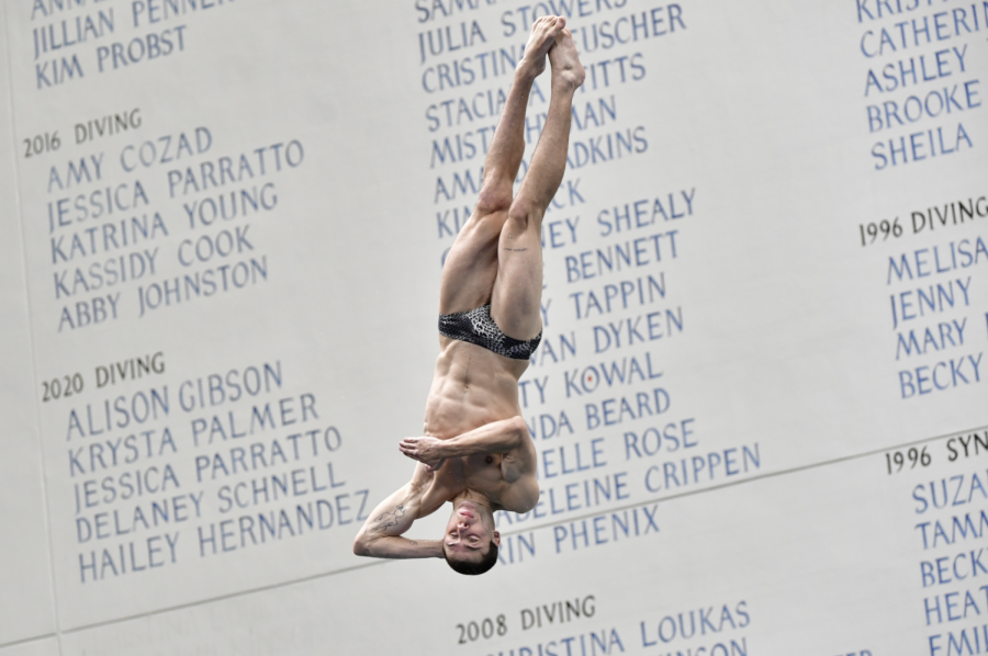 Jake Butler competes at the finals on Sunday, June 13.