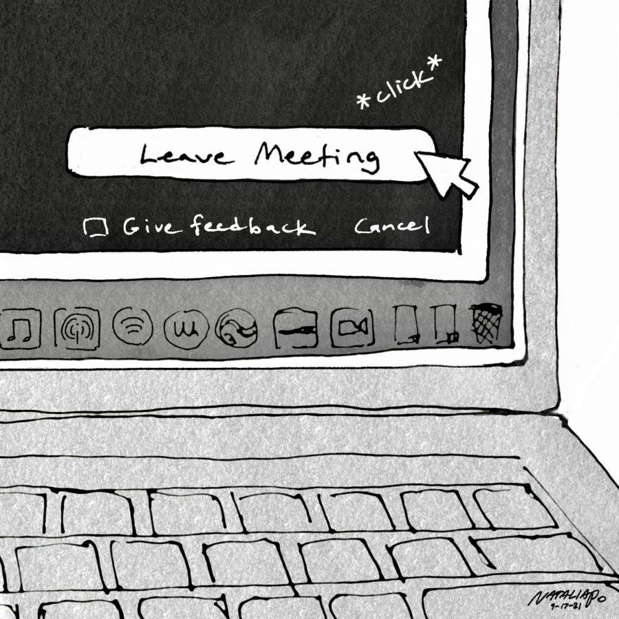 Editorial cartoon: Masking Up