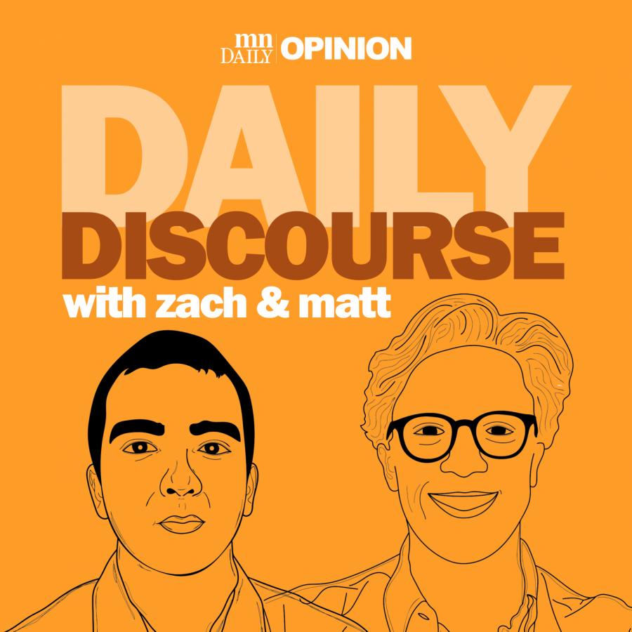 The Daily Discourse : Episode 4